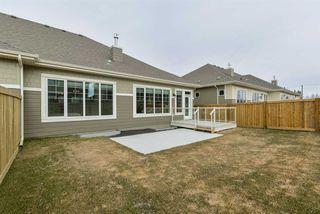 Photo 38: 4209 KENNEDY Court in Edmonton: Zone 56 House Half Duplex for sale : MLS®# E4204529