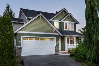 "Photo 1: 5800 167 Street in Surrey: Cloverdale BC House for sale in ""WESTSIDE TERRACE"" (Cloverdale)  : MLS®# R2487432"