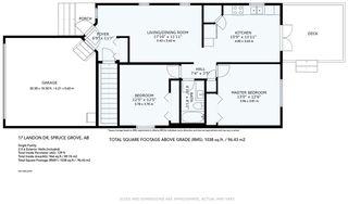 Photo 37: 17 LANDON Drive: Spruce Grove House for sale : MLS®# E4212173