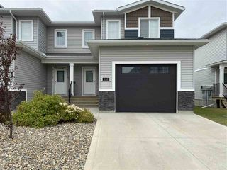 "Main Photo: 142 10104 114A Avenue in Fort St. John: Fort St. John - City NE Townhouse for sale in ""MACKENZIE PLACE"" (Fort St. John (Zone 60))  : MLS®# R2495382"