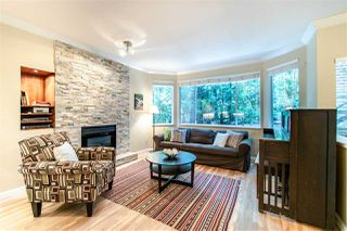 """Photo 2: 28 103 PARKSIDE Drive in Port Moody: Heritage Mountain Townhouse for sale in """"TREETOPS"""" : MLS®# R2502975"""