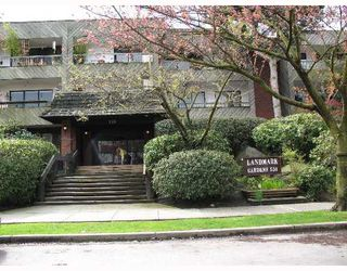 "Main Photo: 550 E 6TH Ave in Vancouver: Mount Pleasant VE Condo for sale in ""LANDMARK GARDENS"" (Vancouver East)  : MLS®# V641389"