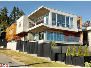 Photo 1: 14607 Marine Drive in White Rock: House for sale : MLS®# F1019029