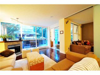Photo 2: # 106 1483 W 7TH AV in Vancouver: Fairview VW Condo  (Vancouver West)  : MLS®# V848899