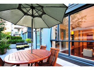 Photo 8: # 106 1483 W 7TH AV in Vancouver: Fairview VW Condo  (Vancouver West)  : MLS®# V848899