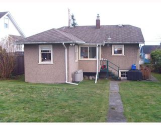 Photo 9: 1617 EDINBURGH Street in New_Westminster: West End NW House for sale (New Westminster)  : MLS®# V677934