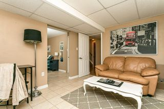 Photo 20: 824 ERIN Place in Edmonton: Zone 20 Townhouse for sale : MLS®# E4175830