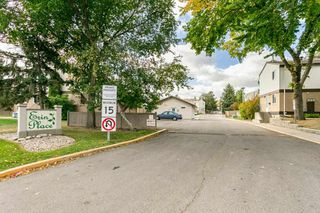 Photo 30: 824 ERIN Place in Edmonton: Zone 20 Townhouse for sale : MLS®# E4175830