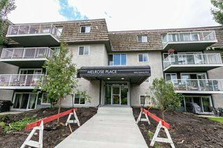 Photo 2: 122 8604 GATEWAY Boulevard in Edmonton: Zone 15 Condo for sale : MLS®# E4190275