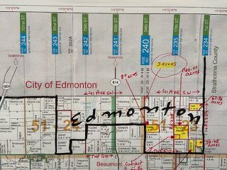 Photo 2: 5845 17 Street in Edmonton: Zone 53 Vacant Lot for sale : MLS®# E4199063
