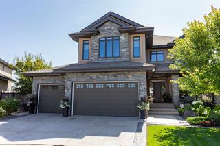 Main Photo: 2462 MARTELL Crescent in Edmonton: Zone 14 House for sale : MLS®# E4201004