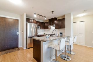 "Photo 5: 206 3110 DAYANEE SPRINGS Boulevard in Coquitlam: Westwood Plateau Condo for sale in ""LEDGEVIEW"" : MLS®# R2498071"