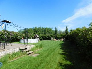 Photo 35: 44 Landing Trails Drive: Gibbons House for sale : MLS®# E4202698