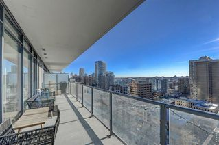 Photo 2: 1502 1010 6 Street SW in Calgary: Beltline Apartment for sale : MLS®# A1054392