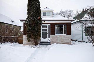 Main Photo: 160 Roseberry Street in Winnipeg: Bruce Park Residential for sale (5E)  : MLS®# 202101542
