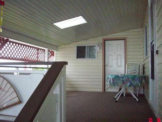 "Photo 9: # 98 6035 VEDDER RD in Sardis: Sardis East Vedder Rd House for sale in ""SELOMAS MOBILE HOME PARK"" : MLS®# H1102252"