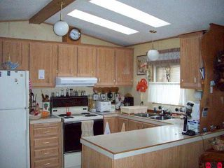 """Photo 4: # 98 6035 VEDDER RD in Sardis: Sardis East Vedder Rd House for sale in """"SELOMAS MOBILE HOME PARK"""" : MLS®# H1102252"""