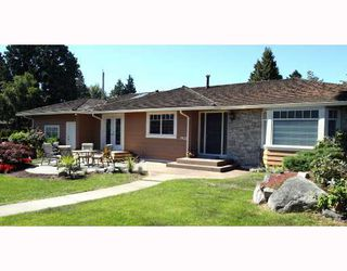 "Photo 1: 1055 SHAMAN in Tsawwassen: English Bluff House for sale in ""THE VILLAGE"" : MLS®# V662658"