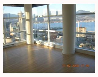 "Photo 9: 3606 602 CITADEL PARADE BB in Vancouver: Downtown VW Condo for sale in ""SPECTRUM"" (Vancouver West)  : MLS®# V689482"