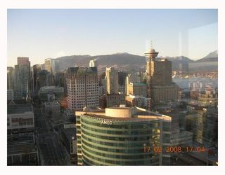 "Photo 4: 3606 602 CITADEL PARADE BB in Vancouver: Downtown VW Condo for sale in ""SPECTRUM"" (Vancouver West)  : MLS®# V689482"