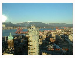 "Photo 3: 3606 602 CITADEL PARADE BB in Vancouver: Downtown VW Condo for sale in ""SPECTRUM"" (Vancouver West)  : MLS®# V689482"
