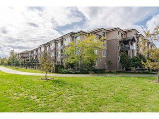 """Main Photo: 317 18818 68 Avenue in Surrey: Clayton Condo for sale in """"Calera Clayton Village"""" (Cloverdale)  : MLS®# R2410499"""