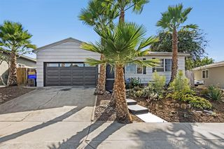 Main Photo: SAN DIEGO House for sale : 4 bedrooms : 6155 Estelle St