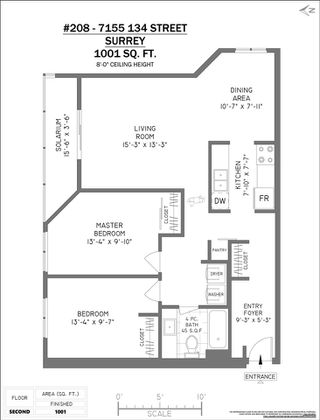 "Photo 19: 208 7155 134 Street in Surrey: West Newton Condo for sale in ""EAGLE GLEN"" : MLS®# R2435687"