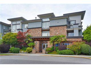 "Photo 1: 308 1175 55 Street in Delta: Tsawwassen Central Condo for sale in ""ONYX COURT"" (Tsawwassen)  : MLS®# R2453495"