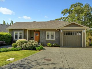 Photo 1: 525 Caselton Pl in VICTORIA: SW Royal Oak Single Family Detached for sale (Saanich West)  : MLS®# 838870