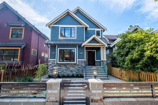 Main Photo: 852 W 18TH Avenue in Vancouver: Cambie House for sale (Vancouver West)  : MLS®# R2461015