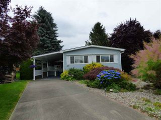 """Main Photo: 53 7610 EVANS Road in Chilliwack: Sardis West Vedder Rd Manufactured Home for sale in """"Cottonwood Mobile Home Park Gate 5"""" (Sardis)  : MLS®# R2475293"""