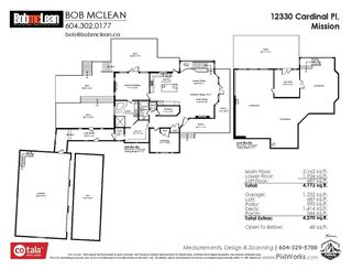 Photo 40: 12330 CARDINAL Place in Mission: Mission BC House for sale : MLS®# R2505071