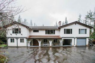 Main Photo: 26985 116 Avenue in Maple Ridge: Whonnock House for sale : MLS®# R2520444