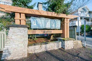 """Main Photo: 186 20033 70 Avenue in Langley: Willoughby Heights Townhouse for sale in """"Denim II"""" : MLS®# R2522127"""