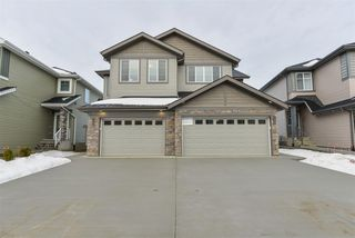Photo 1:  in Edmonton: Zone 55 House Half Duplex for sale : MLS®# E4222861