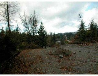 Photo 2: 708 SPENCE WY: Anmore Land for sale (Port Moody)  : MLS®# V564796