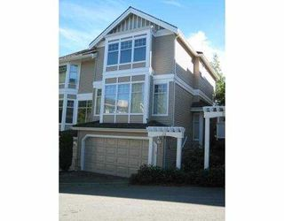 "Photo 1: 24 5950 OAKDALE Road in Burnaby: Oaklands Townhouse for sale in ""HEATHERCREST"" (Burnaby South)  : MLS®# V663495"