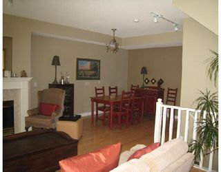"""Photo 3: 24 5950 OAKDALE Road in Burnaby: Oaklands Townhouse for sale in """"HEATHERCREST"""" (Burnaby South)  : MLS®# V663495"""