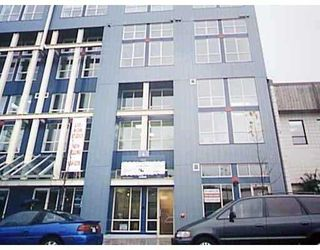 Photo 1: 303 338 W 8TH Avenue in Vancouver: Mount Pleasant VW Condo for sale (Vancouver West)  : MLS®# V701015