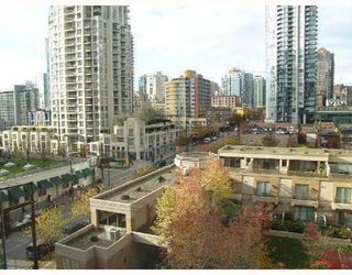 Photo 9: # 705 1155 HOMER ST in Vancouver: Condo for sale : MLS®# V759250