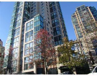 Photo 10: # 705 1155 HOMER ST in Vancouver: Condo for sale : MLS®# V759250