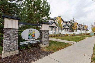 Photo 27: 26 465 HEMINGWAY Road in Edmonton: Zone 58 Townhouse for sale : MLS®# E4175351