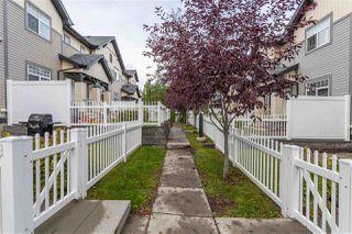 Photo 25: 26 465 HEMINGWAY Road in Edmonton: Zone 58 Townhouse for sale : MLS®# E4175351