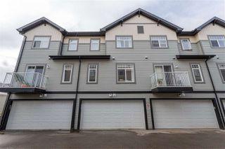 Photo 24: 26 465 HEMINGWAY Road in Edmonton: Zone 58 Townhouse for sale : MLS®# E4175351