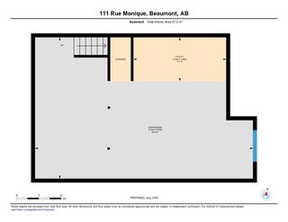 Photo 50: 111 RUE MONIQUE: Beaumont House Half Duplex for sale : MLS®# E4210162