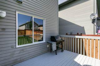 Photo 38: 111 RUE MONIQUE: Beaumont House Half Duplex for sale : MLS®# E4210162