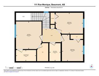 Photo 49: 111 RUE MONIQUE: Beaumont House Half Duplex for sale : MLS®# E4210162
