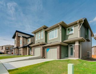 Main Photo: 230 SAGE BLUFF Rise NW in Calgary: Sage Hill Semi Detached for sale : MLS®# A1031865