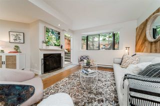 "Photo 1: 104 1922 W 7TH Avenue in Vancouver: Kitsilano Condo for sale in ""MAPLE GARDENS"" (Vancouver West)  : MLS®# R2509137"